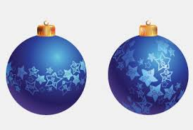 Winter Ball Decorations Winter Decoration Balls Photoshop File 83