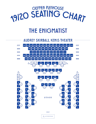 Thanksgiving Point Theater Seating Chart Geffen Playhouse Theater Seating Charts Geffen Playhouse