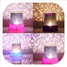 Star Master Night Light Pink Cosmos Moon Sky Night Light Projector Lamp Lava Motion