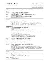 Cna Duties For Resume Job Description Examples South Street 1