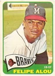 The Great 1965 Topps Project: #383 Felipe Alou