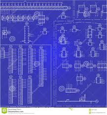 electrical wiring diagram background royalty stock image electrical wiring diagram background