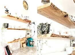 full size of rustic kitchen shelves charming and how to add them modern spaces bar shelving