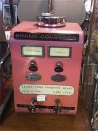 Vintage Perfume Vending Machine New Vintage Vending Machines Vintage Vending Pinterest Vending