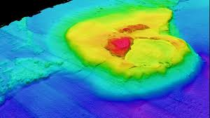 What Do The Colors Denote In A Bathymetric Chart What Is Bathymetry