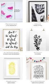 Diy Free Downloadable Art Prints Free Printable Art