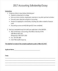 Scholarship Essay Examples Financial Need How To Write A Scholarship Essay Examples Financial Need Example