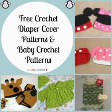 Free Crochet Diaper Cover Pattern Fascinating 48 Crochet Diaper Cover Patterns AllFreeCrochet
