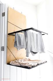 top result diy roll down projector screen awesome diy clothes hanger storage fresh hanging storage for