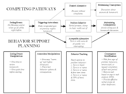 Competing Pathways Chart Introduction And Practice In Functional Behavior Assessment