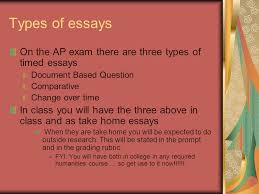 skills you need to write a great essay ppt video online 4 types of essays