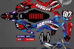 2008 Yz450f Jetting Chart Yamaha Yz125 Yz250 Yz450f Yz250f Yz450fx Primal X