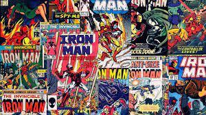 Marvel Comics Characters HD desktop ...