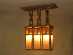 craftsman style lighting dining room three light pendant light bar pendant lights mission exterior lighting fixtures