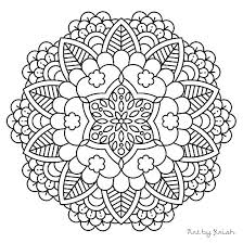 Mandala Coloring Pictures Mandala Coloring Pages Mandala Colouring