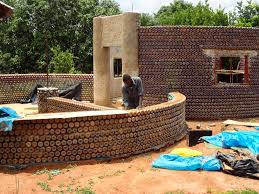 nigerians are building fireproof bulletproof and eco friendly homes with plastic bottleud engineering feed