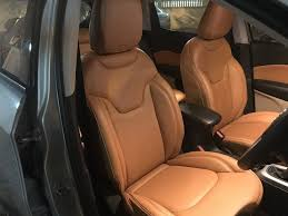 luxurious natural grain leather 1 5 mm thick imported from italy on all seats and door trims to see more details