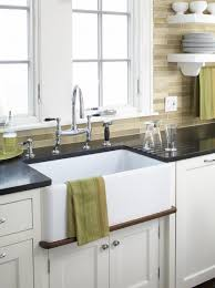 White Kitchen Sink Faucets Kitchen Appliances Great Silver Color Stainless Steel Double