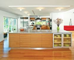 White Kitchens With Wood Floors Bamboo Kitchen Cabinets Pros And Cons Cliff Kitchen Design Porter