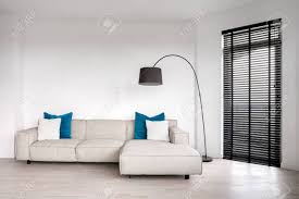 Living Room Balcony Door Design Living Room Interior With Big Corner Sofa And Balcony Door