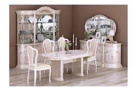 Esstisch Rosa In Beige Barock Esszimmer Tisch Ausziehbar Für Bis Zu 8 Personen