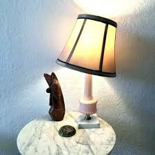leviton vintage lamp vintage table lamp antique lamp vintage pink milk glass lamp with by on