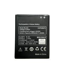 Buy Battery BL222 For Lenovo S660 S668T ...