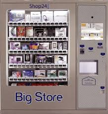 Big Mac Vending Machine Beauteous Vending Machine Model Big Store Bakery Inter Confort Exclusive