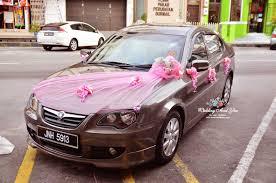 Wedding Car Decorate Wedding Car Decoration Car