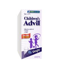 Fever Temperature Chart Ear Childrens Temperature Chart Advil Canada