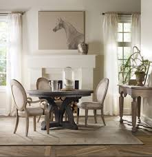 furniture corsica round dining table set