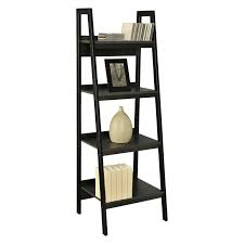 image ladder bookshelf design simple furniture. image of ladder bookshelf design simple black furniture e