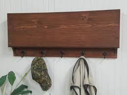 Hidden Gun Coat Rack 100 Inch coat hat rack with secret hidden gun handgun concealment 50