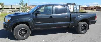 2006 Toyota Tacoma Truck, Prerunner V6 SRS, 140,668 miles, Lic ...