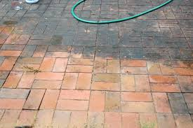 for cleaning your brick patio