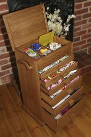 home wooden sewing boxes