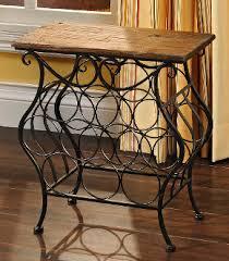 wine rack bar table. Table Wine Rack Bar