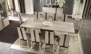 Teodora Dining Table and 10 chairs