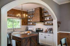 Kitchen Makeover Ideas From Fixer Upper Fixer Upper Welcome Home With Chip And Joanna Gaines Hgtv