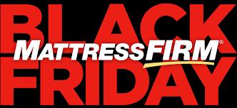 mattress firm logo. mattress firm - black friday sale logo