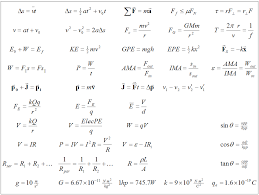 unit 9 equations jpg
