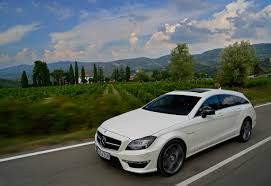 2013 Mercedes CLS 63 AMG Shooting Brake review and pictures | Evo
