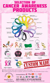 Cancer Awareness Ribbon Products Promotional Products