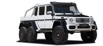 mercedes g wagon 6x6. Brilliant Wagon Extreme Offroad Vehicle With Mercedes G Wagon 6x6 S