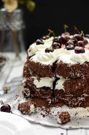 The Best Black Forest Cake Ever Yummy Medley