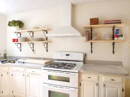 Small Picture 25 beste ideen over Wall Mounted Kitchen Shelves op Pinterest