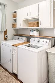 laundry room furniture. This $300 Laundry Room Makeover Will Make Your Jaw Drop - The Weathered Fox Furniture R