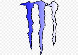 blue monster energy logo. Beautiful Logo Monster Energy Drink Logo Drawing Clip Art  Throughout Blue R
