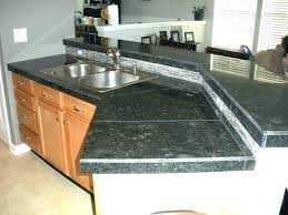 granite tile countertop edge pieces medium size of kitchen granite like replacing inexpensive contractor tile home