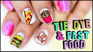 Fast Food Nail Designs Cute Fast Food Nail Art Fast Food Nail Art Gel Nails